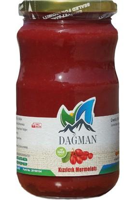 Dağman Kızılcık Marmelatı - 420 gr