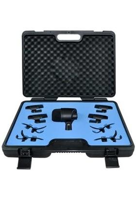 Av-Jefe Pmm-B2 5-Li Davul Mikrofon Seti