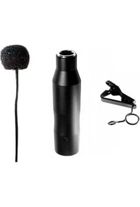 Av Jefe Tcm-370 + Phm6201 Yaka Tipi Kablolu Mikrofon