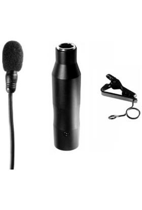 Av-Jefe Tcm-372 + Phm-6201 Kondenser Yaka Mikrofonu