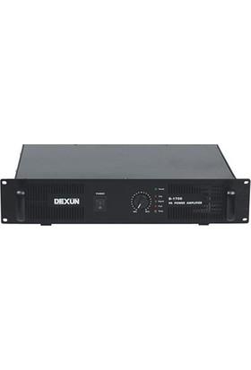 Dexun D-1700 700W 100V 4-16 Ohm Power Anfi