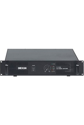 Dexun D-1300 300W 100V 4-16Ohm Power Anfi