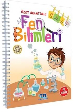 Tandem Yayınları 4. Sınıf Fen Bilimleri