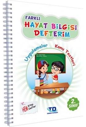 Tandem Yayınları 2. Sınıf Hayat Bilgisi Defterim