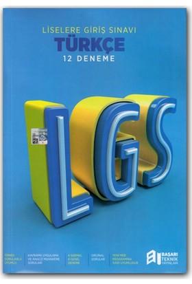 Başarı Teknik Yayınları 12 LGS Türkçe Deneme