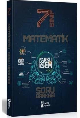 İsem Yayıncılık 7. Sınıf Farklı Matematik Soru Bankası