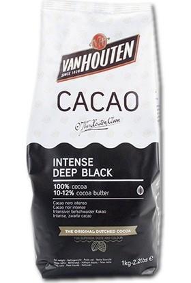 Callebaut Barry Van Houten Black Kakao Tozu 1 kg
