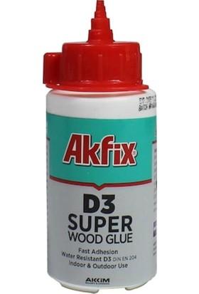 Akfix D3 Iskelet Tutkalı Beyaz 150 gr AP315