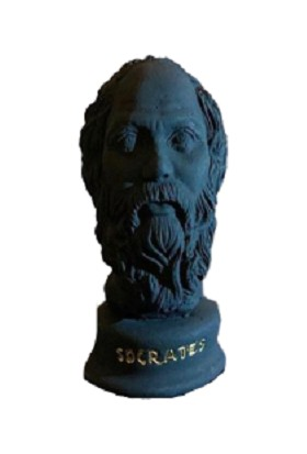 Molina Store Sokrates Biblo Siyah