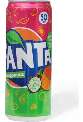 Fanta Mango Dragonata 330ml