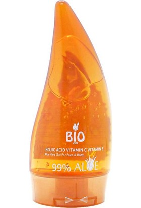 Bio Asia Aloe Vera + Vitamin E&C + Kojic Acid 120 Ml