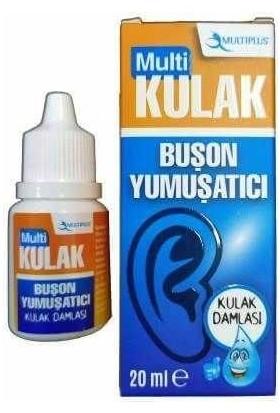 Multiplus Kulak Buşon Yumuşatıcı Damla 20 ml