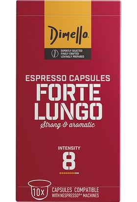 Dimello Forte Lungo Nespresso® Uyumlu Kapsül
