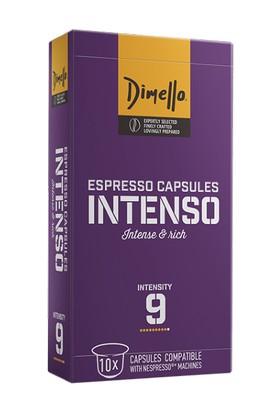 Dimello Intenso Nespresso® Uyumlu Kapsül