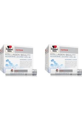 Doppelherz Kollagen Beauty 30 Flakon x 25 ml - 2 Kutu