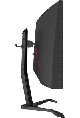 """GameBooster GB-347LCWQ-H 34"""" 144Hz 1ms (HDMI+Display) GSync WQHD Pivot Curved Monitör"""
