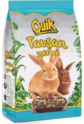 Quik Tavşan Yemi 750 gr x 5 Adet