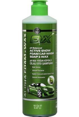 Divortex Dvx Alpha Foam Ph Nötr + Dvx Premium Koyun Yünü Yıkama Eldiveni