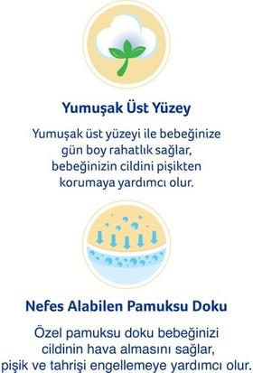 Evy Baby Bebek Bezi 5 Numara Junior Ultra Fırsat Paketi 120'li ve Duru Granül Sabun 400 gr