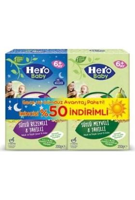 Hero Baby Gece ve Gündüz Avantaj Paketi 2 x 200 gr