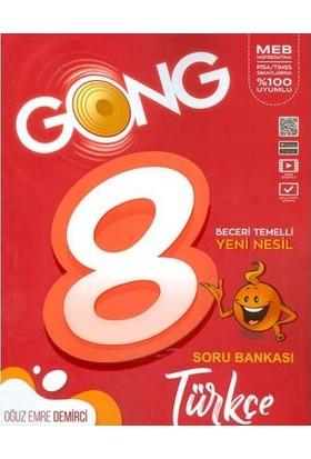 Gong Yayınları 8. Sınıf Soru Bankası 3 Kitap