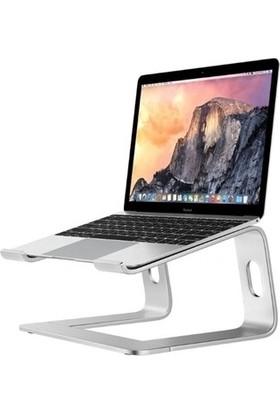 Sezy Alüminyum Ergonomik Katlanır Macbook Bilgisayar Notebook Standı