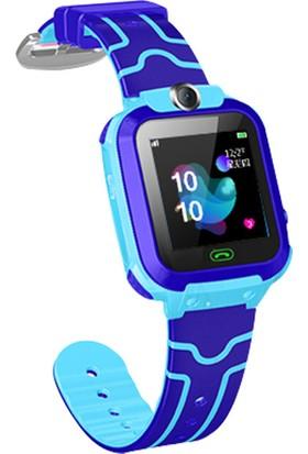 Sezy Alcatec Suya Dayanıklı Akıllı Çocuk Takip Gps Saati