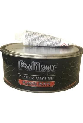 Polikor Plastik Tampon Macunu Siyah 1 kg