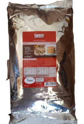 Nestle Waffle Pancake Harcı 3 kg