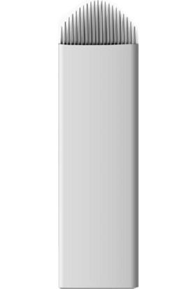 Ymr Microblading İğnesi 18 Pın 'U' Beyaz 12 Adet