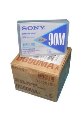 Sony Dg90Ma Dds 90M Data Kartuş