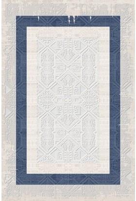 Linea Halı Linea Sultana 1287 Mavi 200 x 290 cm