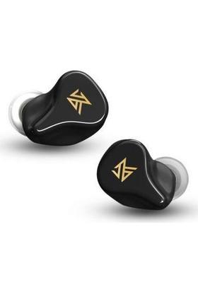 Kz Z1 10MM Dinamik Sürücülü Hi-Fi Bluetooth 5.0 Kablosuz Kulaklık Siyah