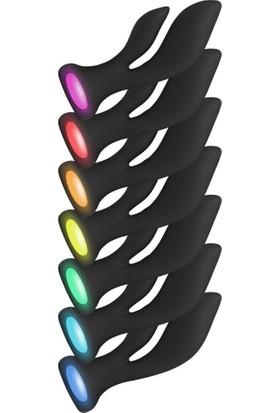 Toyjoy Aura Double Stimulator 7 Modlu Titreşimli G-Spot ve Klitoris Uyarıcı Şarjlı Vibratör