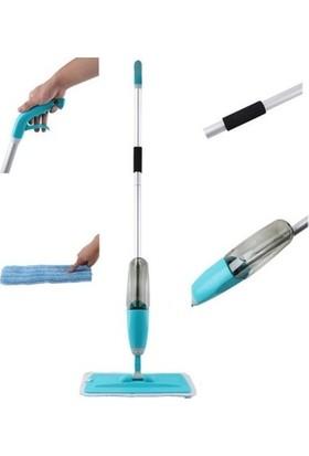 Mopotek Sprey Su Hazneli Mop ve Microfiber Yedek Mop