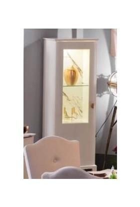 Bellona Grande Gümüşlük Tek Kapılı Vitrin