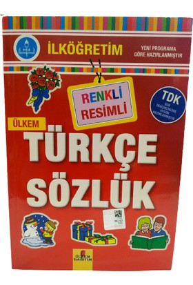 Ülkem Yayınları Resimli Türkçe Sözlük