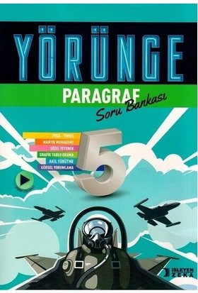 İşleyen Zeka 5. Sınıf Paragraf Yörünge Serisi Soru Bankası
