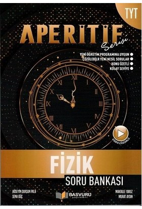 Başvuru Yayınları Tyt Fizik Aperatif Soru Bankası - Hüseyin Dursun Pala