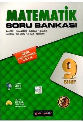 Yarı Çap Yayınları 9. Sınıf Matematik Soru Bankası