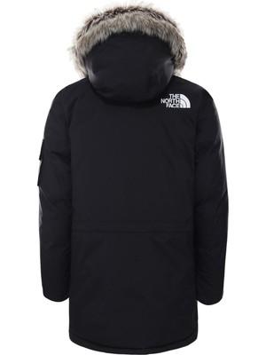 The North Face Erkek Outdoor Montu Siyah M Rec Mcmurdo Jkt NF0A4M8GJK31