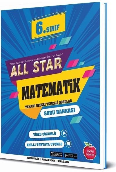 Newton Yayınları 6. Sınıf All Star Matematik Soru Bankası