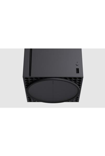 Microsoft Xbox Series X Oyun Konsolu Siyah 1 TB ( Microsoft Türkiye Garantili )