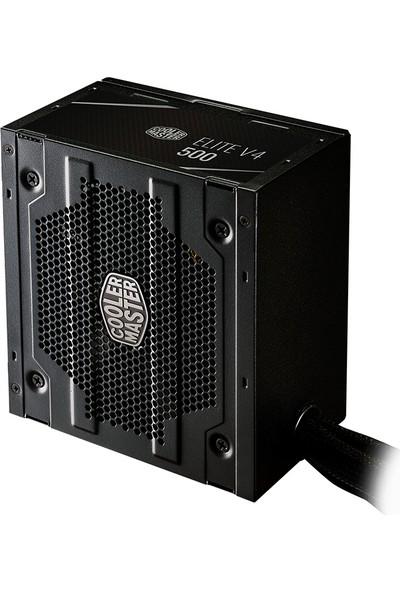 Cooler Master Elite V4 500W 80+ Aktif PFC 120 mm Fanlı PSU (MPE-5001-ACABN-EU)