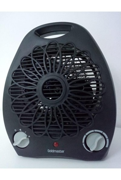 Goldmaster PH-3209 2000W Soğuk - Ilık - Sıcak Proheat Fan