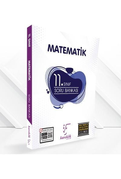 Karekök Yayınları 11.Sınıf Matematik Soru Bankası