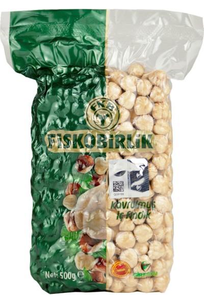 Fiskobirlik Paket Kavrulmuş Fındık Vakumlu 500 gr