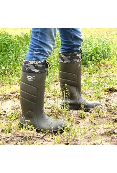 Polly Boot Galaxy Vega Konçlu Uzun Çizme