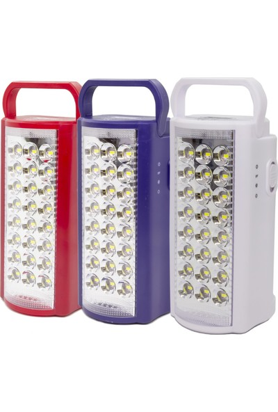 Shaver Telefon Şarj Edebilen Şarjlı Işıldak 24 LED USB 80 Saat Kesintisiz Işık Solar Güneş Enerjili Kamp Feneri Masa Lambası