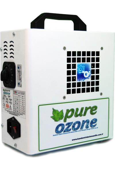 Pure Ozone Ozon Jeneratörü 10GR/H Otomatik Saat Ayarlı Hava Temizleme Cihazı